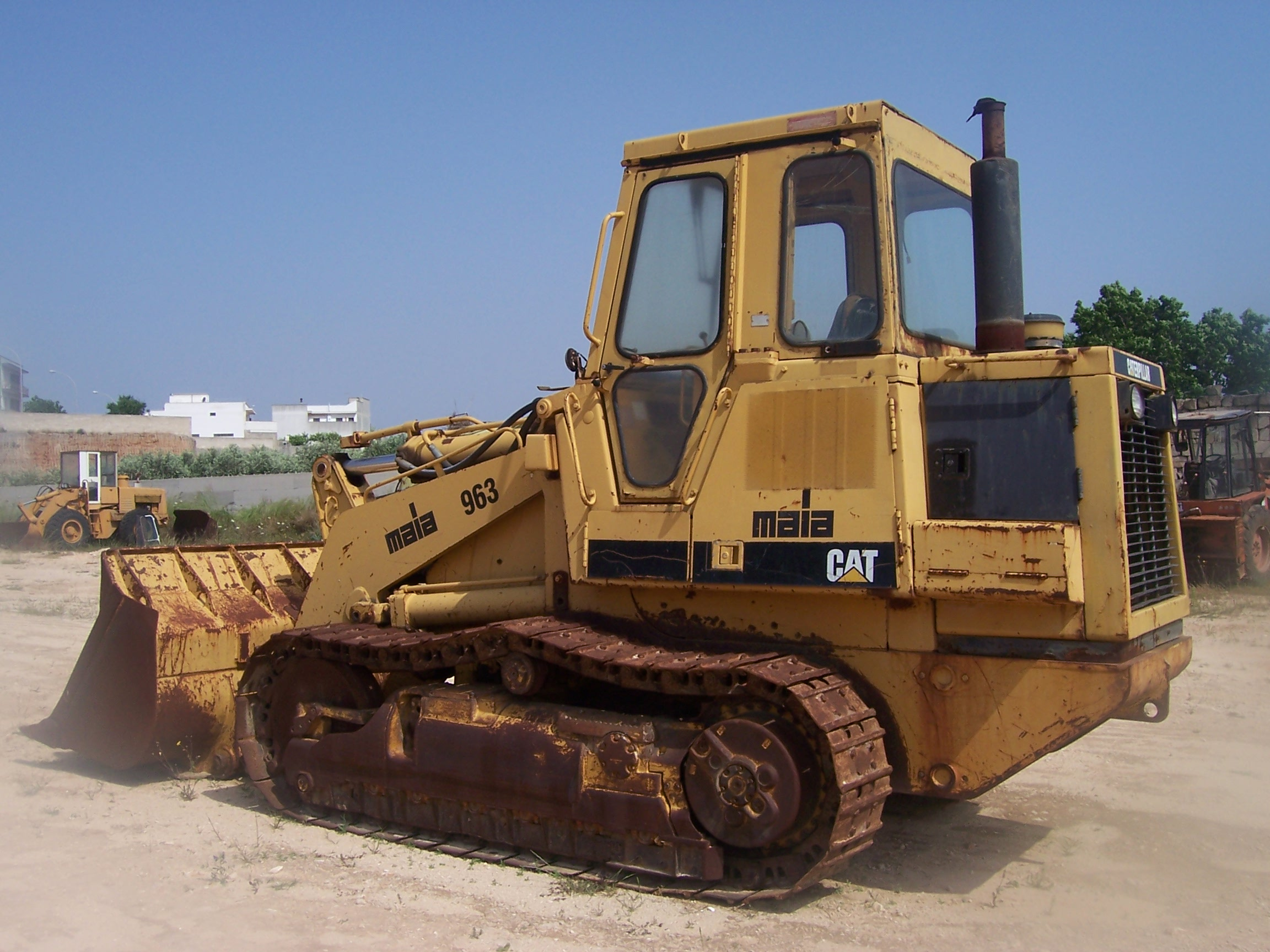 CATERPILLAR CAT 963